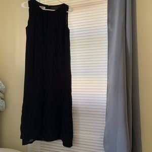 Talbots Petites black dress 6
